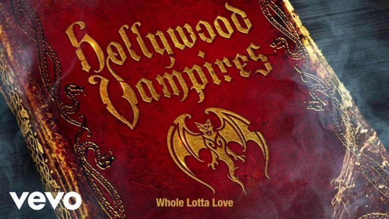 Johnny Depp au Hellfest avec Hollywood Vampires