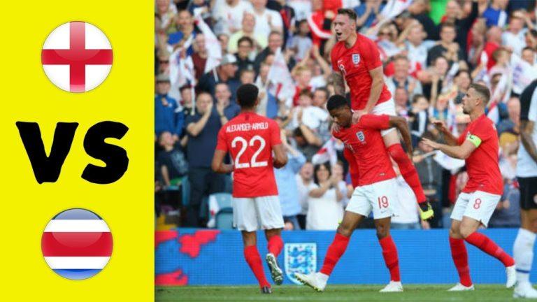 Football. Angleterre-Costa Rica (2-0, Portugal-Algérie (3-0) : le résumé des matchs de préparation [Vidéo]