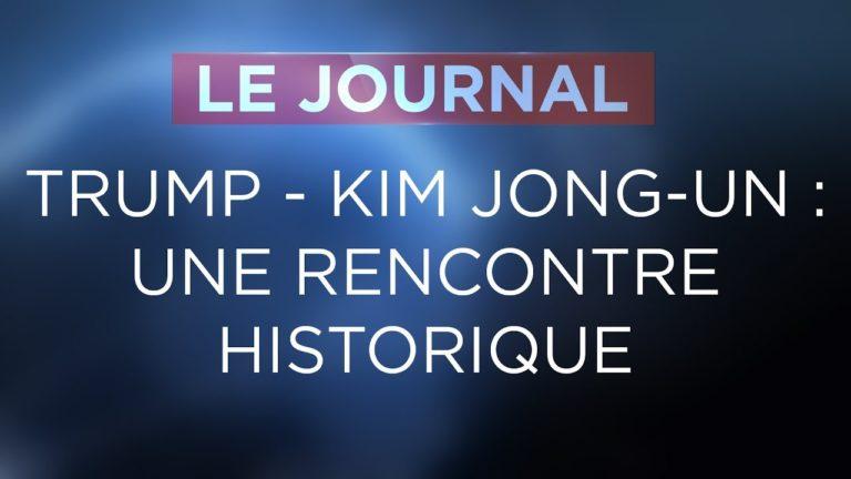 Trump – Kim Jong-un : une rencontre historique