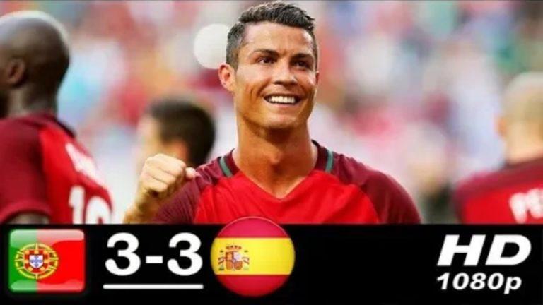 Maroc – Iran (0-1), Espagne – Portugal (3-3) : résumé en vidéo