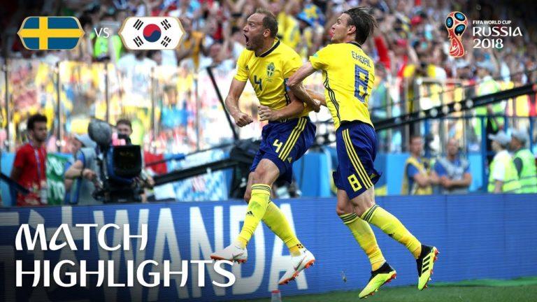 Angleterre-Tunisie (2-1), Belgique-Panama (3-0), Suède-Corée (1-0) : les vidéos