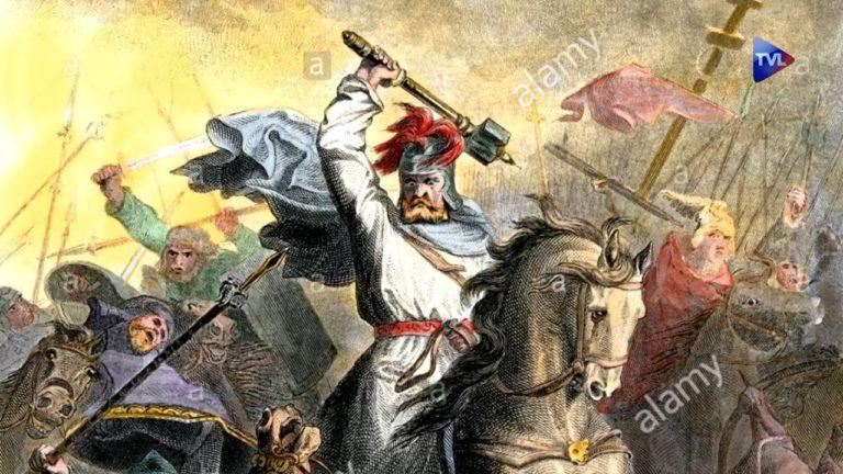 Charles Martel a-t-il stoppé l'invasion arabe à Poitiers [Vidéo]