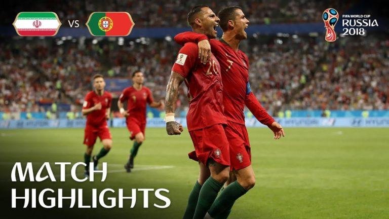 Portugal-Iran (1-1), Maroc-Espagne (2-2) : les résumés en vidéo