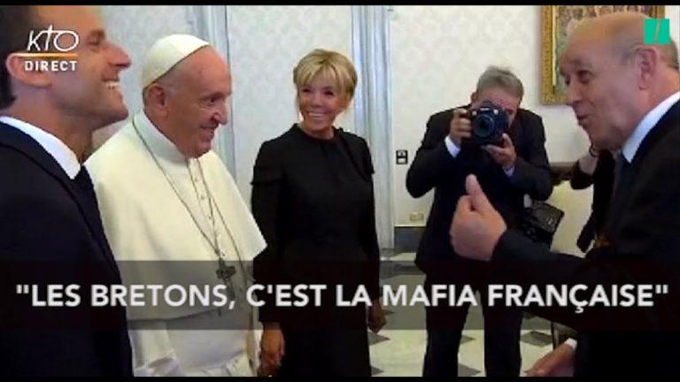 Macron : « Les Bretons, c'est la mafia française » – les propos en débat sur L'Heure des Pros [Vidéo]