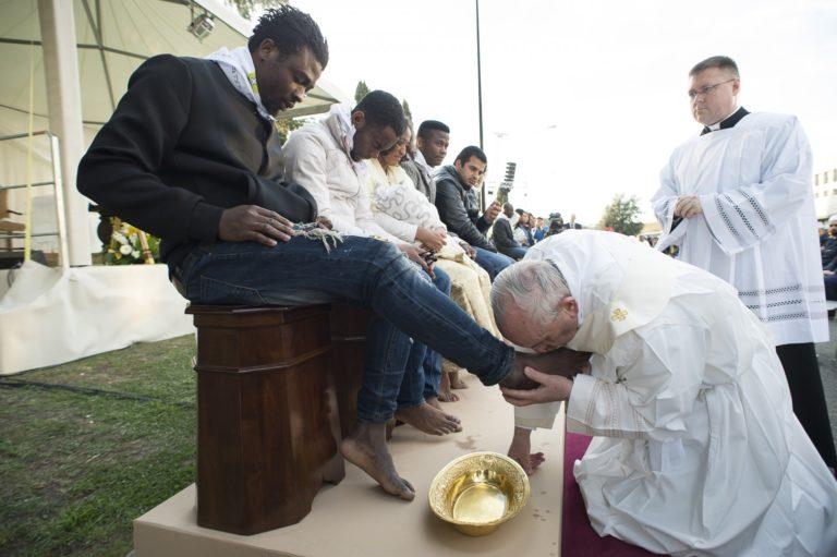 Football. Le pape François reproche au sélectionneur italien… de faire le signe de croix [Vidéo]