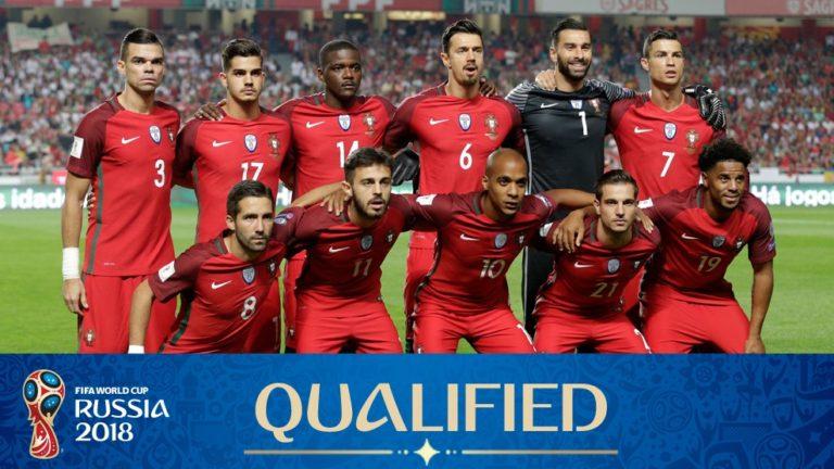 Coupe du monde 2018 : focus et pronostics sur le groupe B (Portugal, Espagne, Maroc, Iran)
