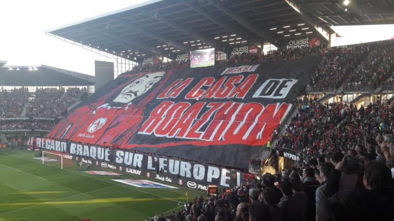 Ligue 1 : le calendrier complet du Stade Rennais, du FC Nantes et de l'EA Guingamp