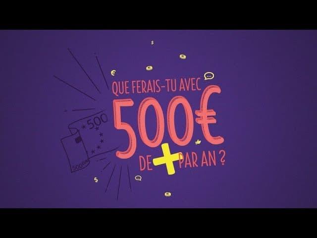 « Que ferais-tu avec 500 euros de plus par an » ? Une campagne contre le racket visant les automobilistes