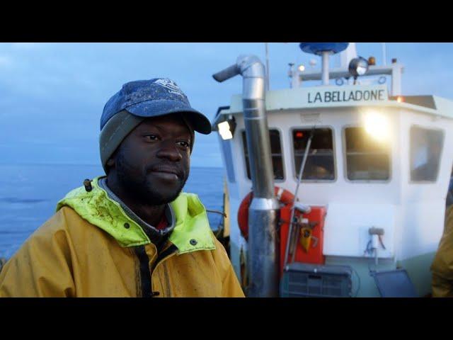 « La vague à l'âme », un webdoc sur les traces des pêcheurs sénégalais en Bretagne [Vidéo]