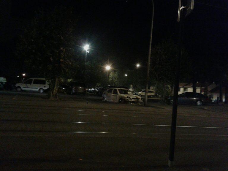 Nantes. Nouvelle nuit d'émeutes ethniques, l'extrême gauche s'implique directement au Breil