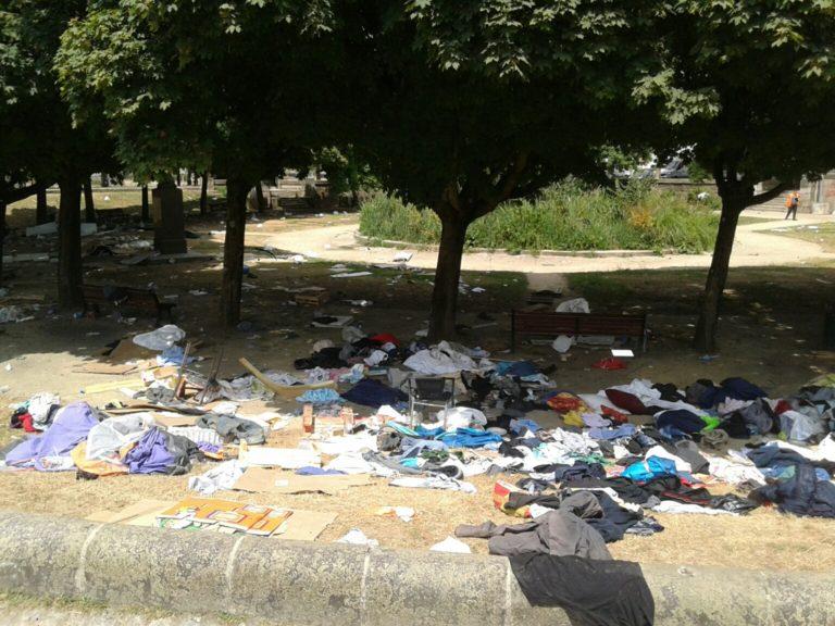 Nantes. Encore deux squats de migrants