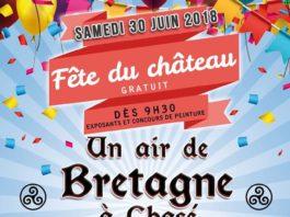 Chacé fête la Bretagne