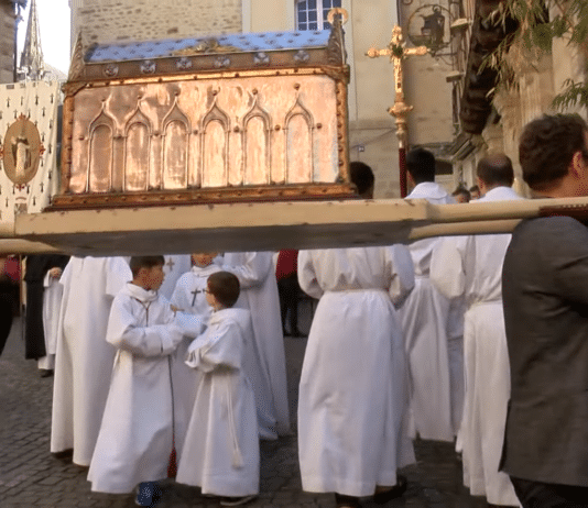 Jubilé Saint Vincent Ferrier à Vannes 3