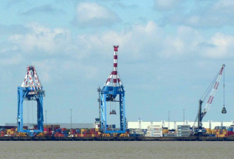 Montoir-de-Bretagne : TGO investit 8 millions d'euros dans un nouveau portique