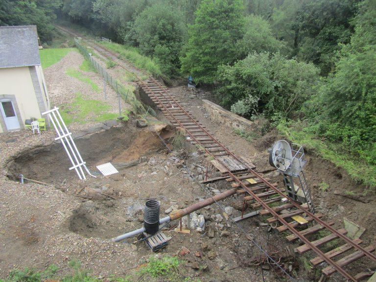 Ligne ferroviaire Morlaix/Saint Pol de Léon/Roscoff : une réunion publique le 26 juillet