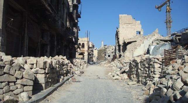 «En Syrie, même Alep commence à revivre» [Entretien]