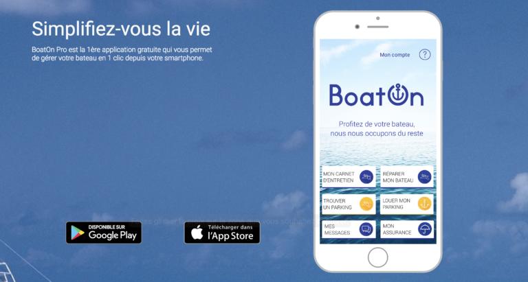 Boaton Pro : une application dédiée à la gestion de bateau, de A à Z