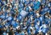 Les supporters du Castres Olympiques