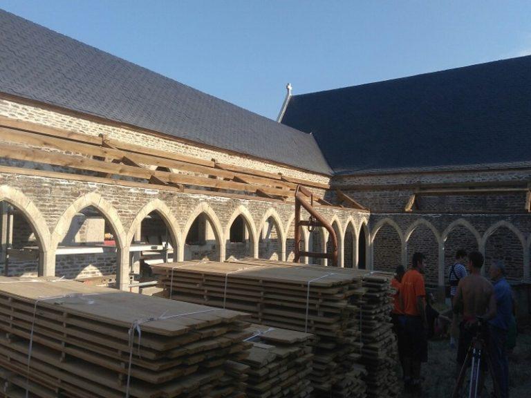 Rénovation de la Chapelle Saint-Pierre aux Liens  : encore 10.000 euros recherchés