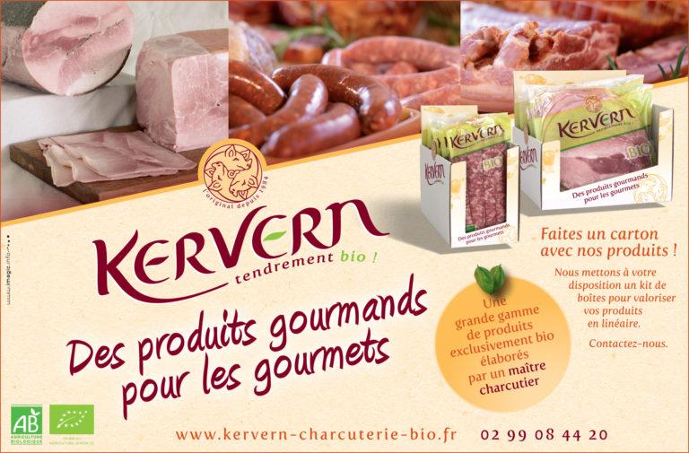 Charcuterie. Jean Hénaff reprend Kervern, entreprise pionnière de la bio.