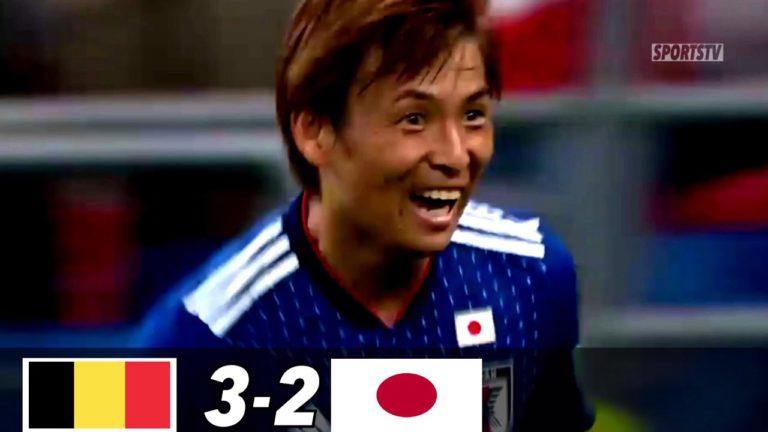 Belgique-Japon (3-2), Brésil-Mexique (2-0) : Enfin du beau football ! [Vidéo]