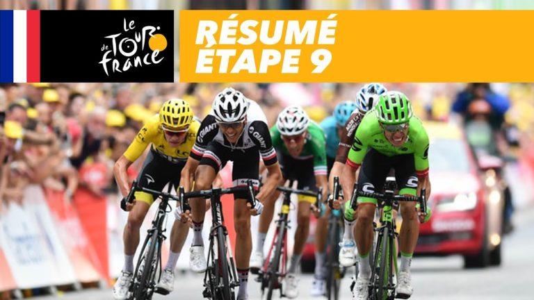 Tour de France 2018 : Degenkolb vainqueur, le résumé de la 9ème étape [Vidéo]