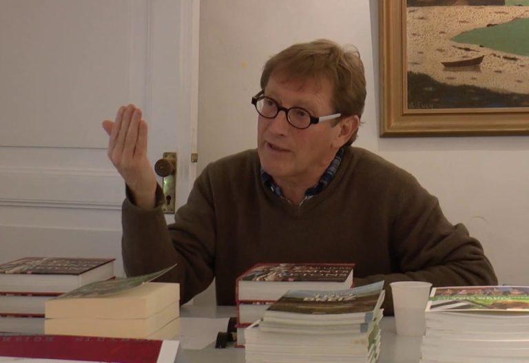 Saint-Herblain (44). Rencontre avec Bernard Rio le 8 octobre autour des « 1 200 lieux de légende en Bretagne »