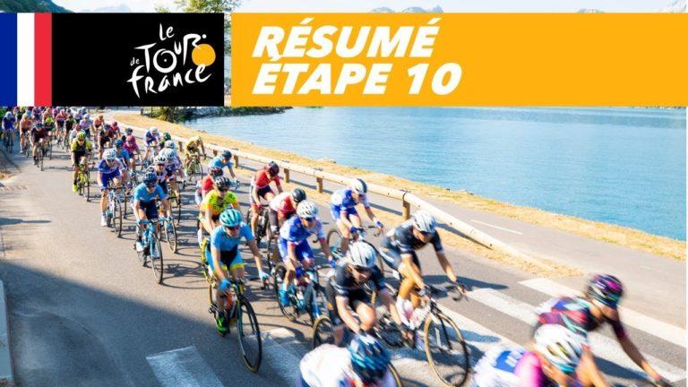Tour de France. Alaphilippe vainqueur loin devant des leaders scandaleux