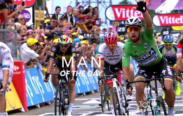 Tour de France 2018 : le résumé de la 13ème étape [Vidéo]