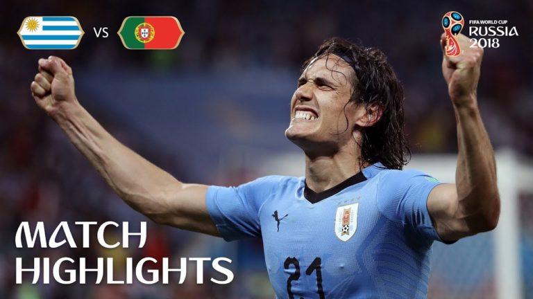 Coupe du monde. France-Argentine (4-3), Portugal-Uurugay (1-2) [Vidéo]