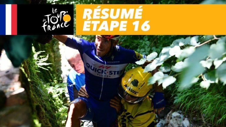 Tour de France 2018. Alaphilippe, ce grand champion ! [L'étape 16 en vidéo]