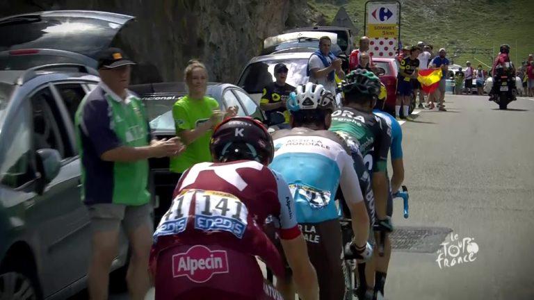 Tour de France 2018 : Primoz Roglic intouchable dans la 19ème étape [Vidéo]