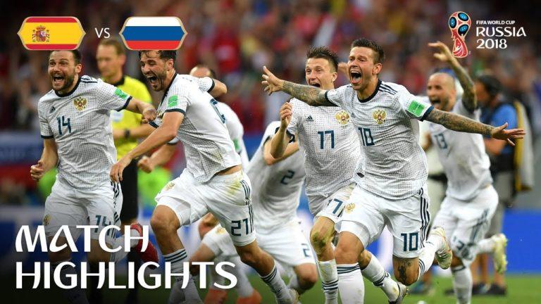 Croatie-Danemark et Espagne-Russie : une histoire de tirs au but [Vidéo]