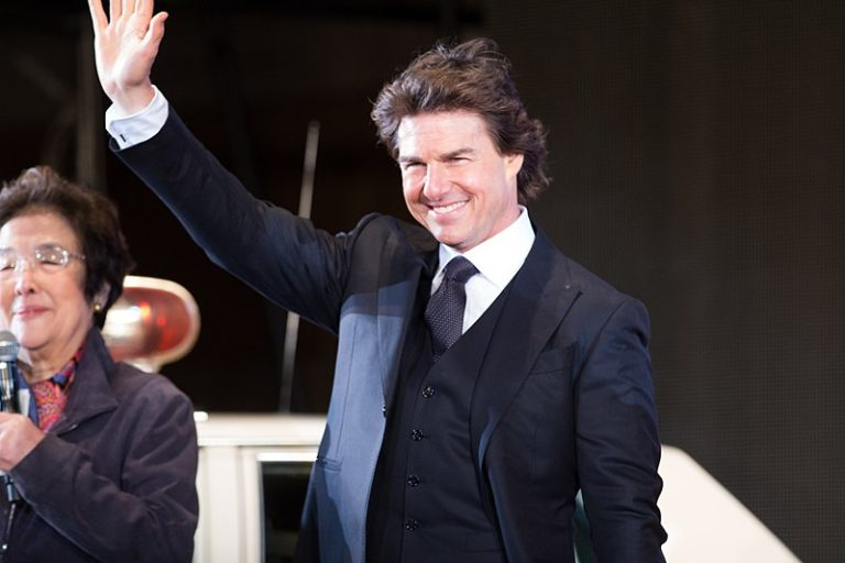 Tom Cruise, légende du cinéma… et prophète de la secte scientologue