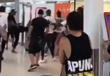 Très violente bagarre entre Booba et Kaaris à Orly [Vidéos]