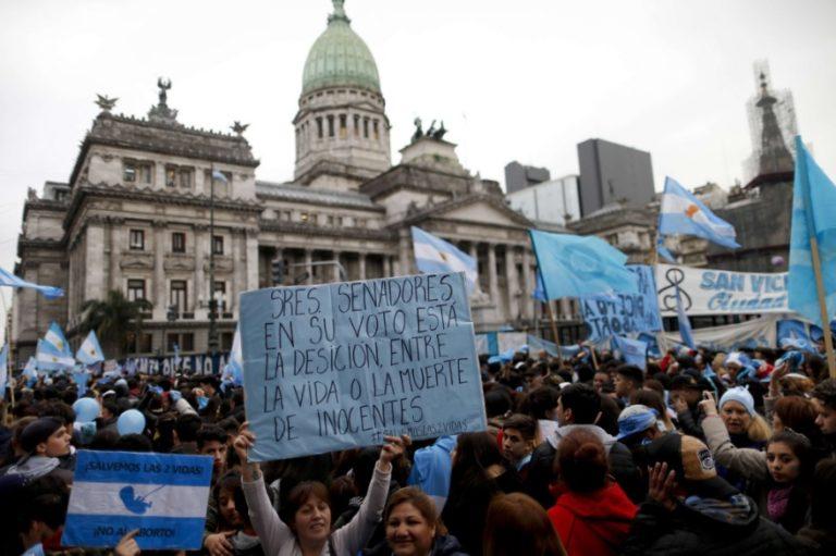 Avortement : l'Amérique du Sud s'y oppose