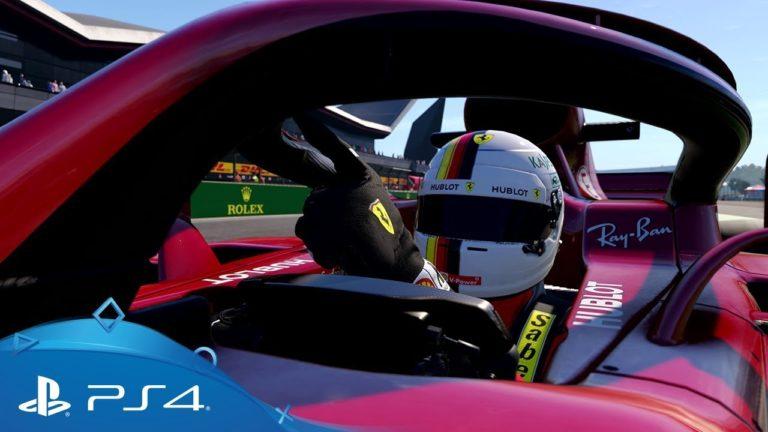 Jeux vidéo : F1 2018, ça déménage ! (test)