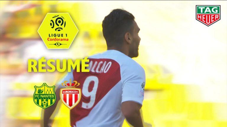 Nantes-Monaco (1-3) : le résumé en vidéo
