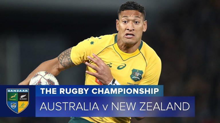 Rugby Championship. La Nouvelle-Zélande cartonne en Australie (38-13) [Vidéo]
