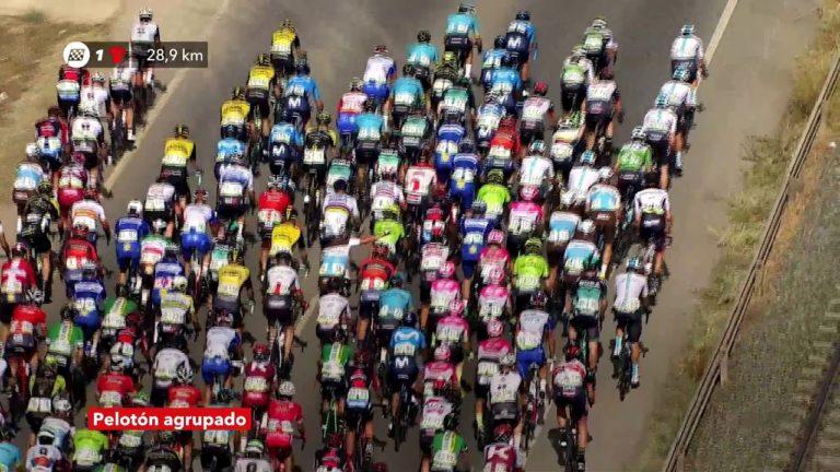 Tour d'Espagne 2018. La 6ème étape pour Bouhanni [Vidéo]