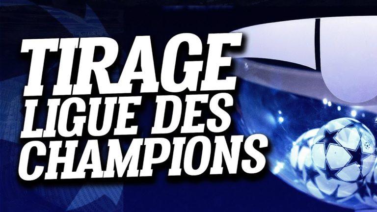 Ligue des champions : le tirage au sort complet et le calendrier