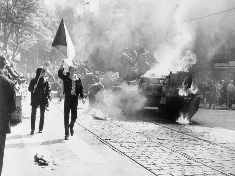 Août 1968, à Prague : n'oublier jamais !