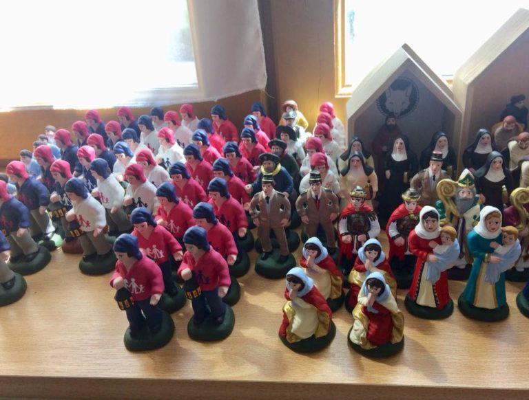 Ecole Notre Dame de Fatima (Flandres) : traditions et santons originaux !