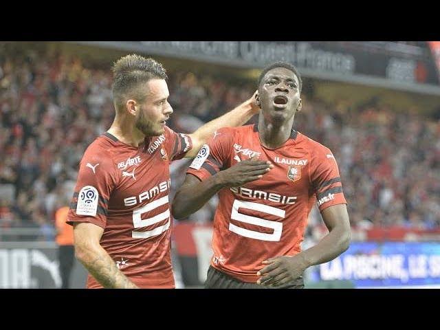 Stade Rennais – SCO Angers (1-0) : le résumé en vidéo