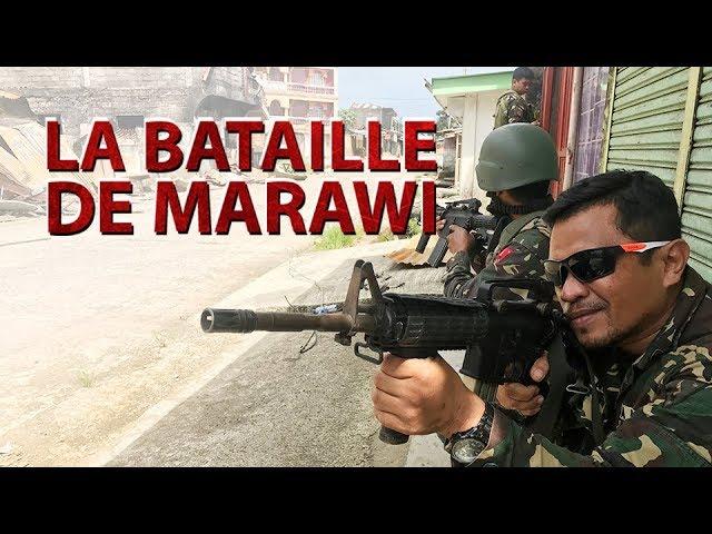 Islamisme aux Philippines. Un reportage sur la bataille de Marawi [Vidéo]