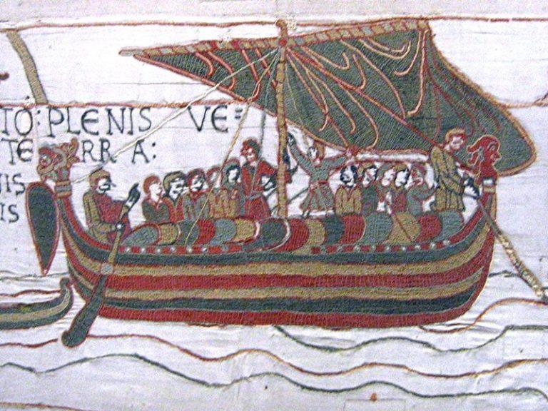 Les Vikings à l'honneur au château de Nantes