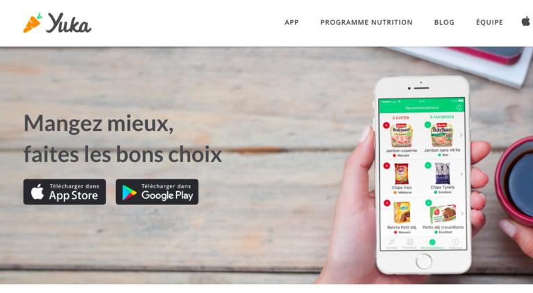 Yuka, l'application qui permet de savoir ce que vous mangez vraiment