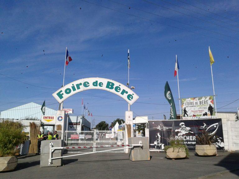 Châteaubriant: une foire de Béré sous le signe de la chasse et de la pêche