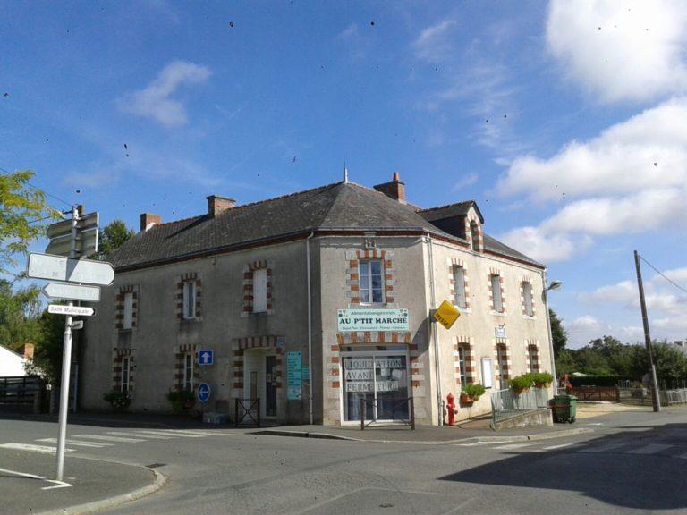 Saint-Omer de Blain: l'épicerie ferme