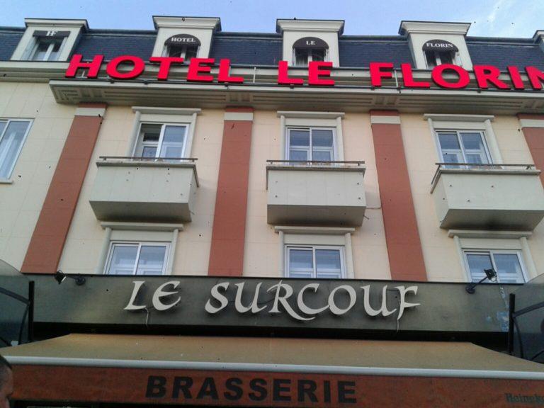 Le Surcouf à Rennes, escale express et bon burger